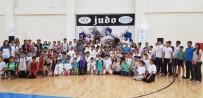BEŞEVLER - Dereceye Giren Judoculara Madalyaları Verildi