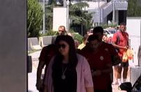 EREN DERDIYOK - Galatasaray, Konya'ya Gitti