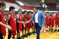 İBRAHIM ETHEM - Gaziantep Basketbol Kulübü Başkanı Deniz Köken Açıklaması