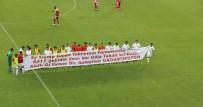 ERDAL ÖZDEMIR - Gaziantepsporlu Futbolculardan Trump'a Tepki