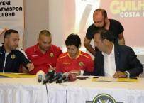 GEVREK - Guilherme, Yeni Malatyaspor'da