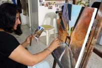 ANTAKYA - Hataylı Ressamın Spatula Devrimi