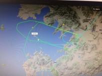 SABİHA GÖKÇEN - Hava Yağışı Uçakları Olumsuz Etkiledi