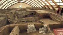 ÇATALHÖYÜK - İlk Yerleşik Ve Eşit Yaşamın Tanığı Açıklaması Çatalhöyük