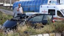 HÜSEYIN ATAK - Kars'ta Kaza Yapan Uzman Çavuş Hayatını Kaybetti