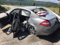 Kastamonu'da Trafik Kazası Açıklaması 1'İ Ağır 5 Yaralı