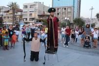 İSMAİL CEM - Kuşadası Tiyatro Festivali Devam Ediyor