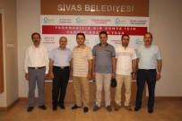 HAYAT AĞACı - Malatya'dan Gelen Heyet Gıda Bankası'nı Gezdi