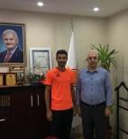 NIHAT ERI - Mardinli Milli Atlet AK Parti Mardin İl Başkanı Nihat Eri İle Görüştü