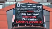 Öldürülen Başkan Yardımcısının Adı TSO'da Yaşayacak