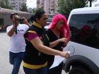 FUHUŞ OPERASYONU - Fuhuş operasyonunda yakalanan 'Pembe Panter Ayşe' bakın kim çıktı!
