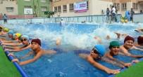 Portatif Havuzlarda Güvenli Serinlik