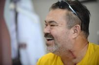 AYDIN YILMAZ - Şah Damarından Ameliyat Oldu Gözündeki Perde Açıldı