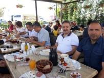 ARSLAN YURT - Tekirdağ'da Malatyalılar Kahvaltıda Bir Araya Geldi