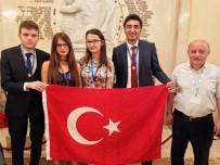 GÜNEY KIBRIS RUM KESİMİ - Türk Matematikçiler Dünya 3'Üncüsü