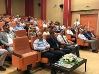 MUSTAFA KEMAL ÜNIVERSITESI - Vali Yardımcısı Çakıroğlu  'Hatay Çok Önemli Değerlere Sahip'
