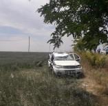 Aksaray'da Tatil Dönüşü Kaza Açıklaması 1 Ölü, 3 Yaralı