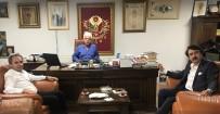 KANAAT ÖNDERLERİ - Aydemir Açıklaması 'Kanaat Önderleri Ufuk Mimarlarımızdır'