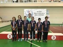 Badminton'da Osmangazi Farkı