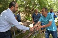 HÜSEYIN AYAZ - Başiskele Belediyesinden Personeline Bayram Jesti