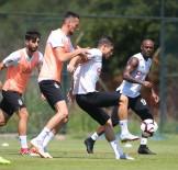 ARAS ÖZBİLİZ - Beşiktaş'ta LASK Linz Hazırlıkları Devam Etti