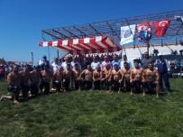 AHMET ÇıNAR - Dağköy Yağlı Güreşleri'nde Başpehlivan Serhat Gökmen