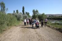 SAĞLIKLI YAŞAM - Doğaseverler Büyükşehir'in Yürüyüşünde Buluştu