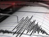 TSUNAMI - Endonezya'da 6.8 büyüklüğünde deprem