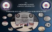 KOKAIN - Eskişehir'de Uyuşturucu Operasyonunda 54 Kişi Yakalandı