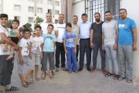 SEYRANTEPE - Fadıloğlu, Ailelerin Sorunlarına Ortak Oluyor