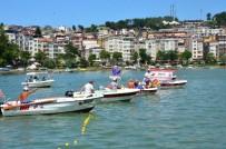 SU SPORLARI - Genci Yaşlısı Su Sporlarında Buluştu