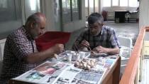 MEHMET ALI ŞAHIN - Görme Engellilerden El Emeği Oyuncak Bebekler
