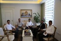 Kazdağları Belediye Başkanlarından, Vali Tavlı'ya Ziyaret
