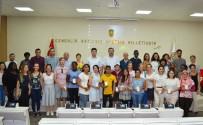 YABANCI ÖĞRENCİLER - Kırkağaç Yabancı Öğrencileri Ağırladı