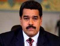 Maduro'ya suikast girişimini üstlendiler!
