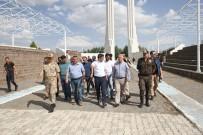 ALI YıLDıZ - Malazgirt'te '26 Ağustos' Konulu Tanıtım Toplantısı