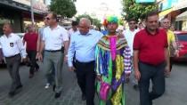TİYATRO OYUNU - Mersin 'Ayaş Antik Tiyatro Festivali' Başladı