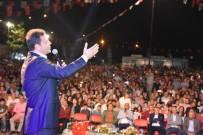 Orhan Hakalmaz'dan Kızıldağ Yaylası'nda Konser