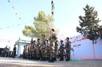 MEZUNIYET - ÖSO'ya Ait El Hamza Askeri Fakültesi'nin Mezuniyet Töreninde Saldırı