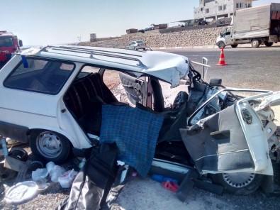 Piknik yolunda feci kaza: 3 ölü, 4 yaralı