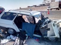 DUTLUCA - Piknik yolunda feci kaza: 3 ölü, 4 yaralı