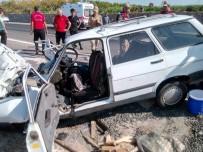 DUTLUCA - Piknik Yolunda Kaza Açıklaması 3 Ölü, 4 Yaralı
