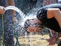 SERA ETKISI - Son 47 yılın en sıcak yazı
