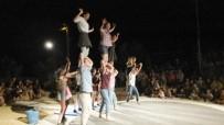 Taylıeli'de İmece Usulü Çocuk Sanat Şenliği