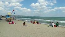 MÜREFTE - Tekirdağ'ın Mavi Bayraklı Plajlarında Yoğunluk
