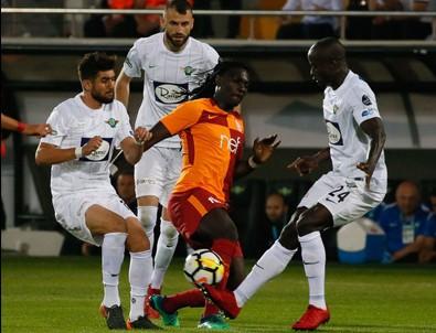 TFF Süper Kupa Akhisarspor'un oldu