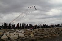 GÖSTERİ UÇUŞU - Türk Yıldızları Konya'da Hayran Bıraktı
