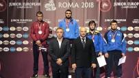 MUSA AYDıN - Türkiye'den Avrupa Gençler Güreş Şampiyonası'nda 13 Madalya