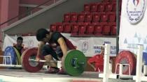 HALTER ŞAMPİYONASI - Türkiye Gençler Ve 23 Yaş Altı Halter Şampiyonası