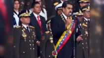 VENEZUELA - Venezuela Devlet Başkanı Maduro'ya Bombalı Saldırı